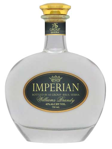 Pear Brandy Imperian